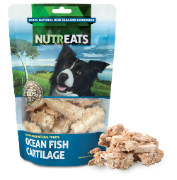 Nutreats Ocean Fish Cartilage Dog Treats