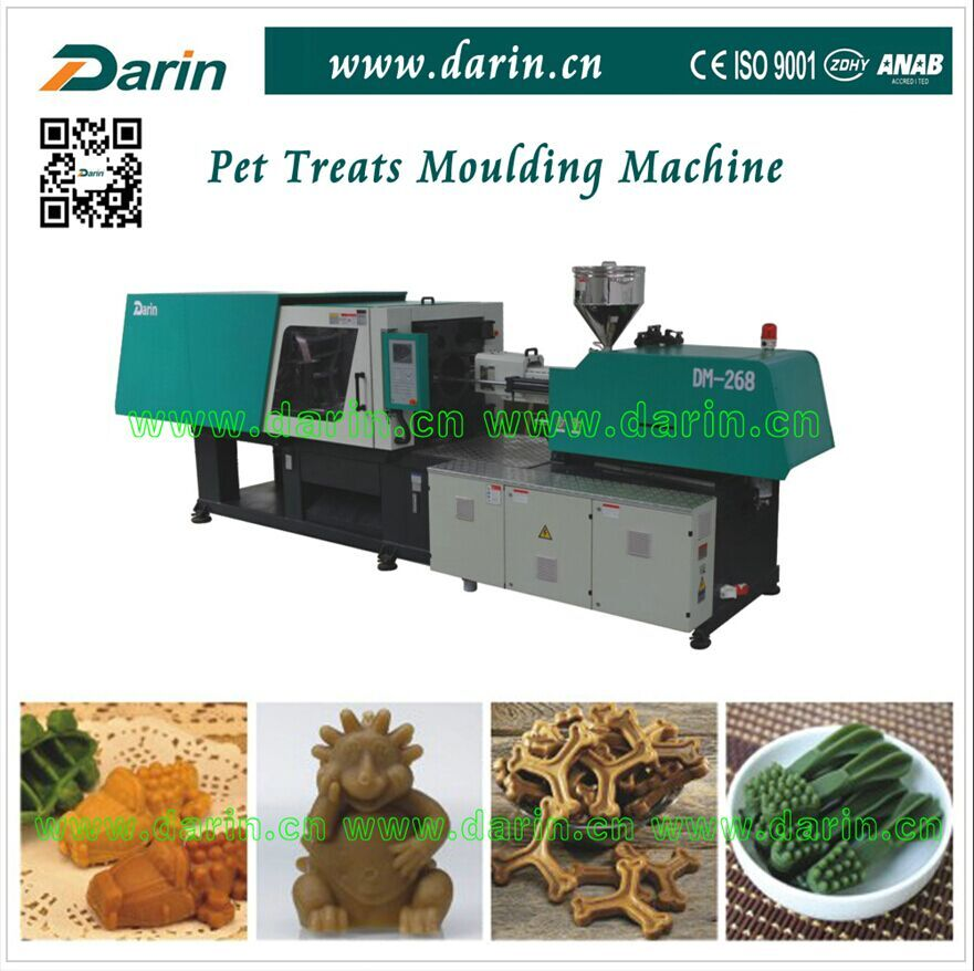 Injection Molding Pet Chews Machine