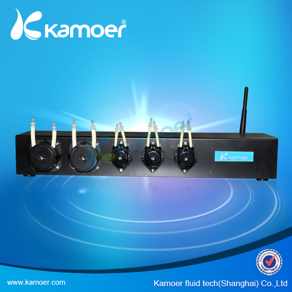 Kamoer F05X Wireless Dosing and Water Change System