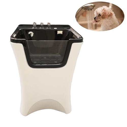 dog grooming bath tub