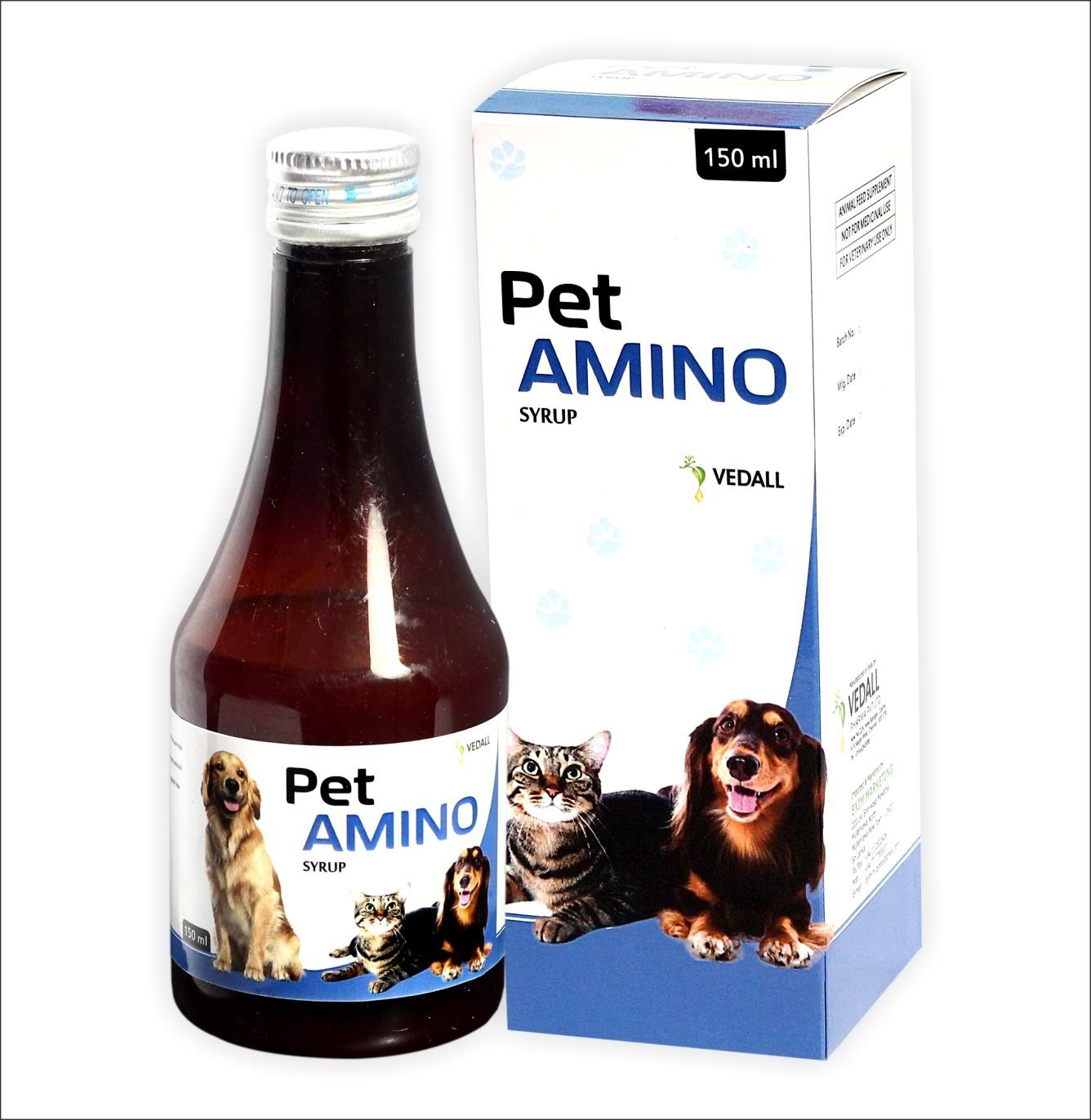 Petamino - India Dog Nutritional Supplements suppliers